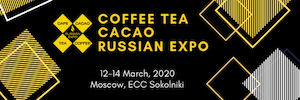 Coffee Tea Cacao Russian Expo